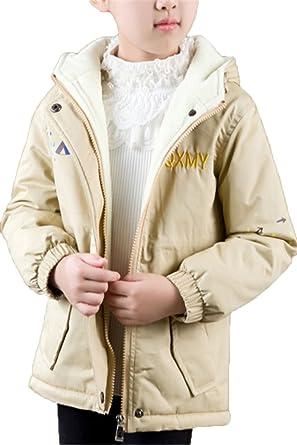 EMIN EMIN Mädchen Baby Kids Trenchcoat Frühling Herbst Jacken Mantel  Outwear Beiläufig Winterjacke Baumwolljacke Mäntel  Amazon.de  Bekleidung fd0a64512a