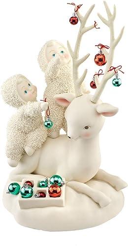 Department 56 Snowbabies Classics Christmas Splendor Figurine