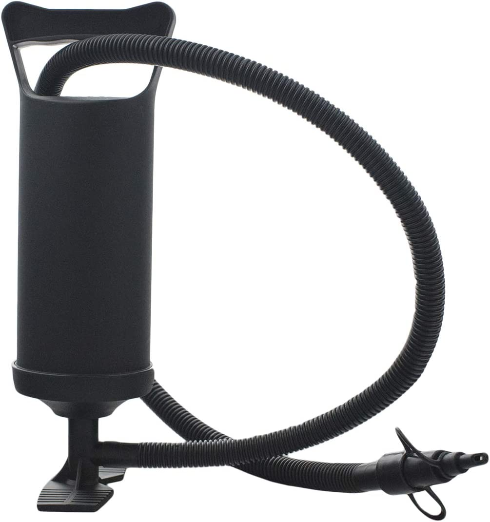ObboMed PP-1030 Hand Pull Powerful Floor Air Pump for Inflatable Cushion, Pillow, Wedge, Basin