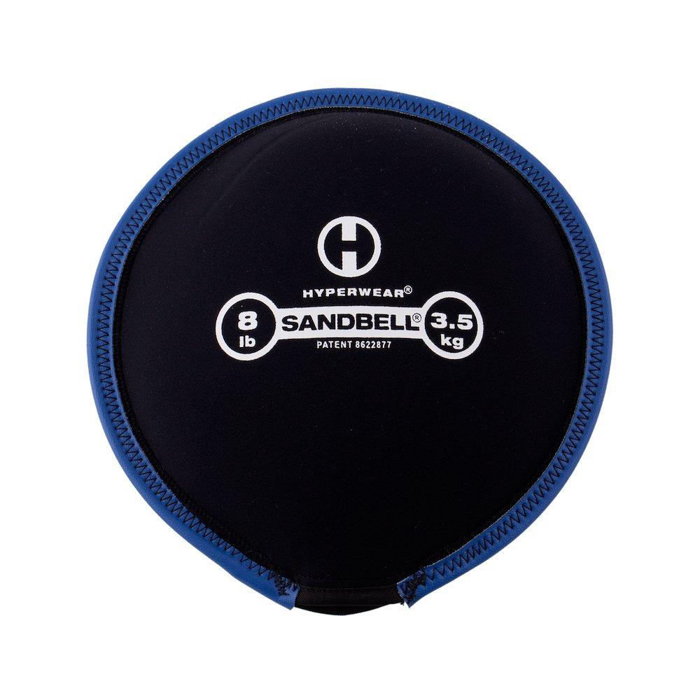 Hyperwear SandBell Sandbag Training Free Weight (Pre-Filled) (8)