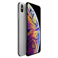 Apple Smartphone iPhone XS MAX Plata - 256GB - Telcel Prepago