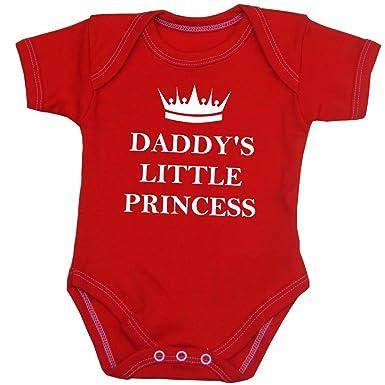Amazon Com Babyprem Baby Daddy S Little Princess Clothes Bodysuit