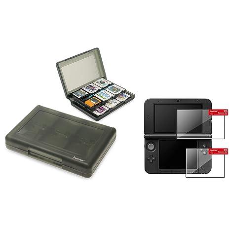 Insten el caso de la tarjeta compatible con Nintendo 3DS XL ...