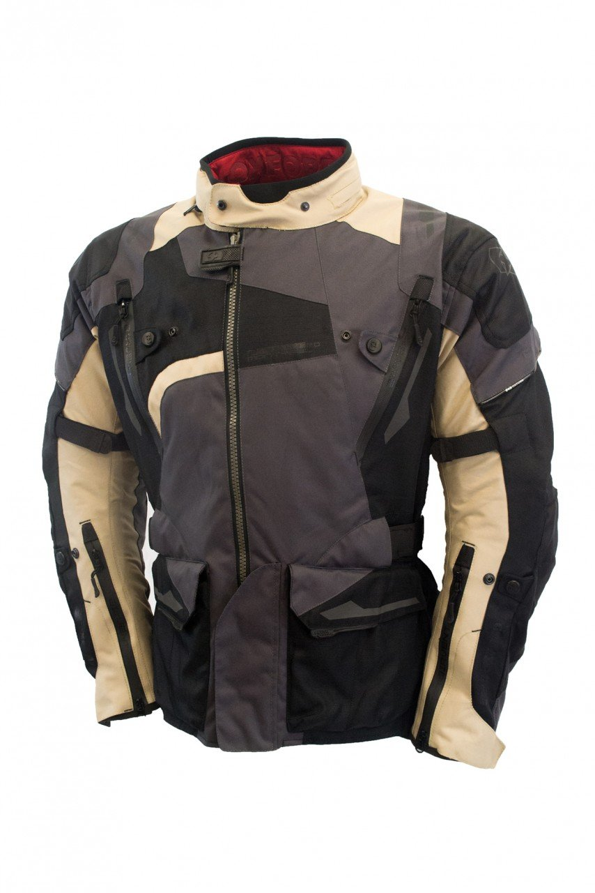 Oxford Montreal Waterproof All Season CE Armoured Motorcycle Touring Jacket