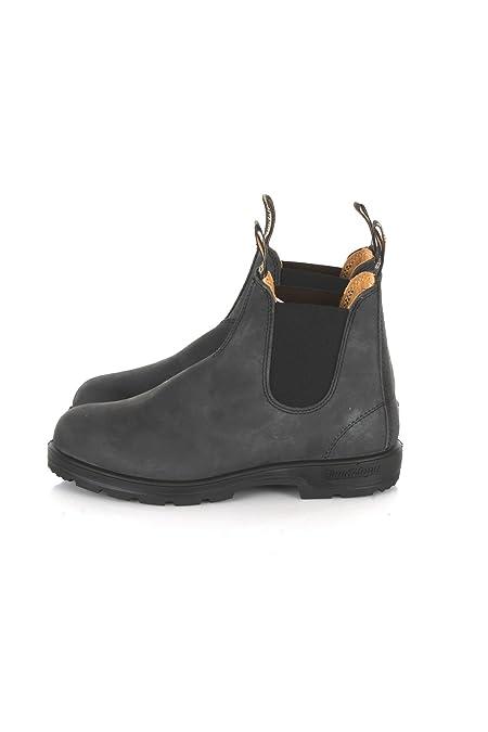 587 Blundstone Sole Unisex Adulto Liscia Elastic Pelle Gum Boot zOxOdRqF