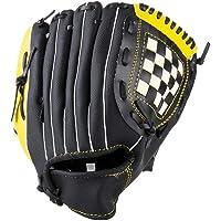 Deportes del Guante del Softball Softball Engrosamiento Guante De Béisbol Multi Función 10,5 Pulgadas Catcher Infield…