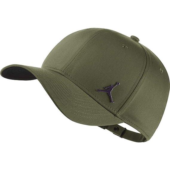 83bef56e1e Nike Cappello Jordan CLASSIC99 Metal Jumpman: Amazon.co.uk: Clothing