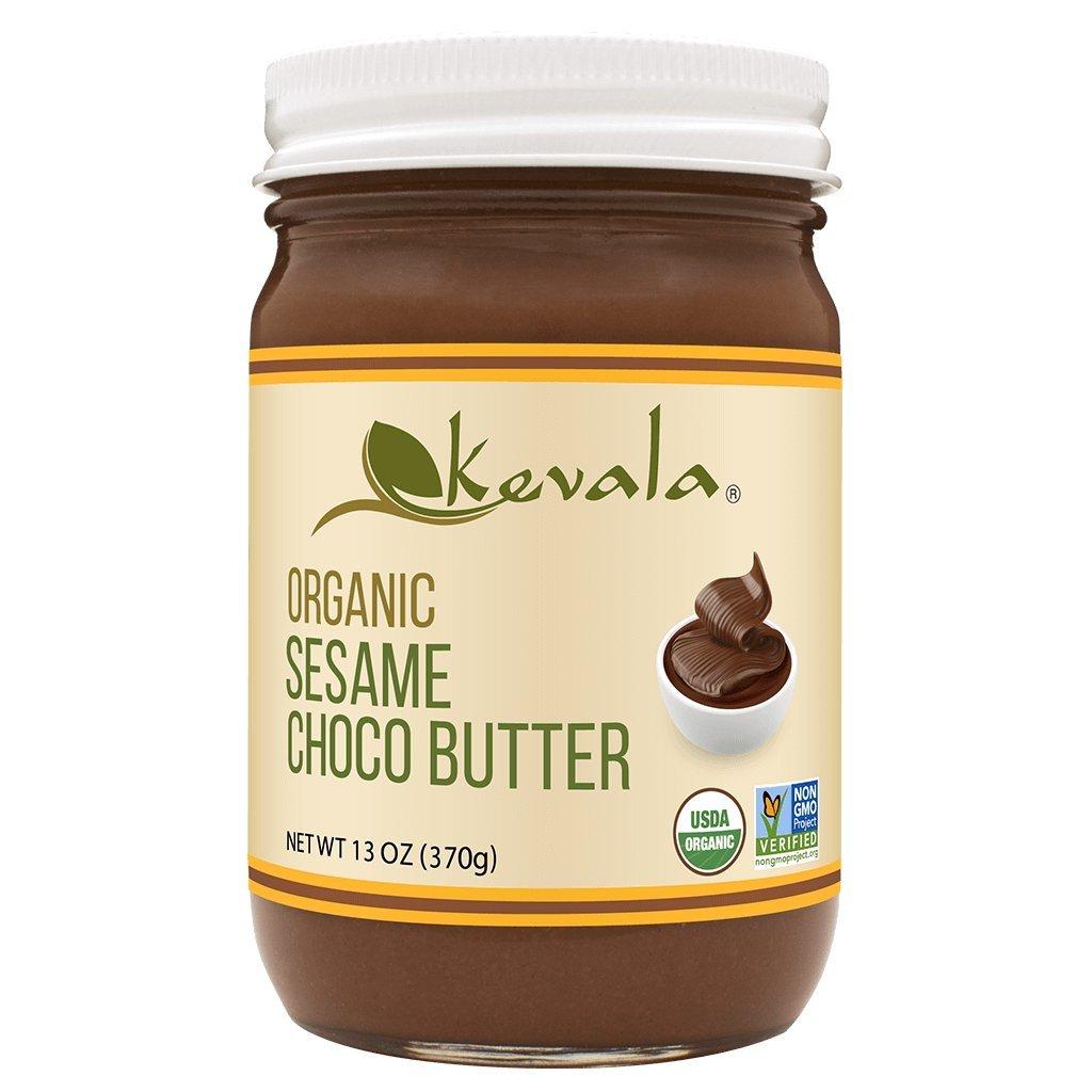 Kevala Organic Chocolate Tahini Spread 13oz by Kevala