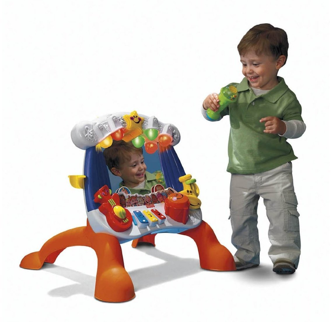 Fisher-Price Little Superstar Sing-Along Stage by Fisher-Price (Image #2)