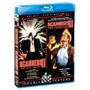 Scanners II: The New Order / Scanners III: The Takeover (BluRay/DVD Combo) [Blu-ray]