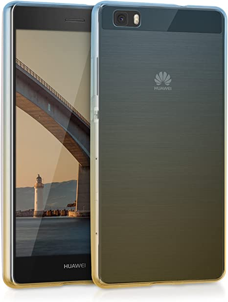 kwmobile Funda Compatible con Huawei P8 Lite (2015): Amazon.es ...