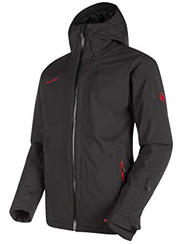 Mammut Anorak ANDALO HS Thermo Hooded Hombre Black - Anorak, Hombre, Negro - (Black): Amazon.es: Deportes y aire libre