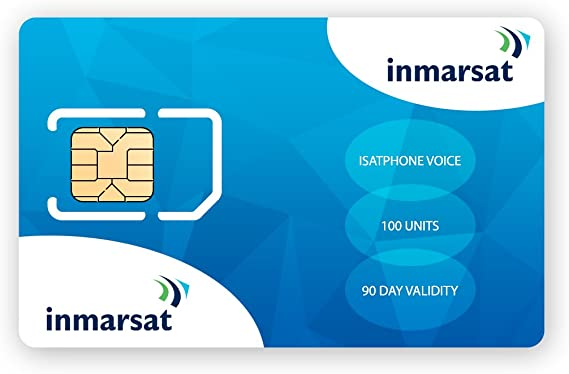 Amazon.com: inmarsat isatphone Pro y isatphone 2 Tarjeta SIM ...