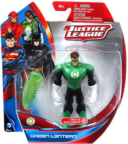 1 X Justice League, Exclusive Lex Luthor Action Figure, 5 Inches