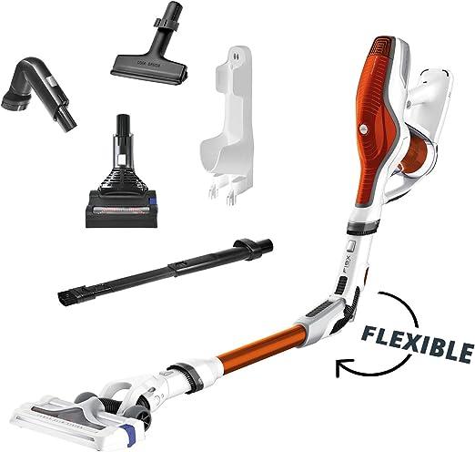 Rowenta Air Force Flex 560 RH9474WO Aspiradora de mano sin cable, tubo flexible para todos los rincones, hasta 35 minutos, accesorios para el hogar, coche y especial mascota: Amazon.es: Hogar
