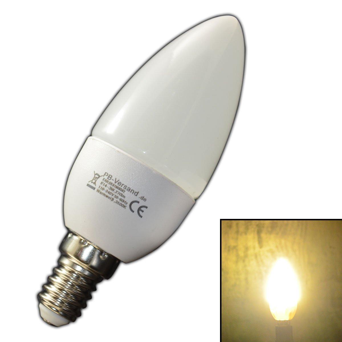 E14 led smd kerze kerzenform warmwei birne energiesparlampe e14 led smd kerze kerzenform warmwei birne energiesparlampe lampe strahler amazon beleuchtung parisarafo Gallery