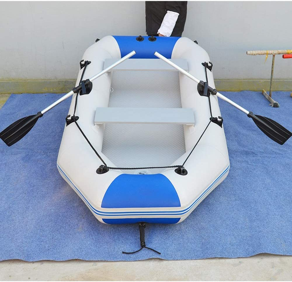 Amazon.com: Durabilidad Kayaks Inflable Durable 2,3 Metros 3 ...