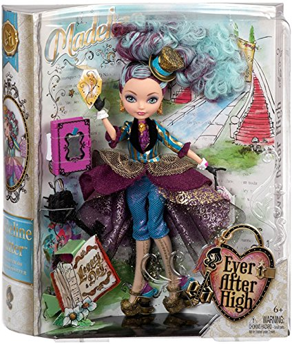 Ever After High Legacy Day Madeline Hatter (Monster High Mad Hatter)