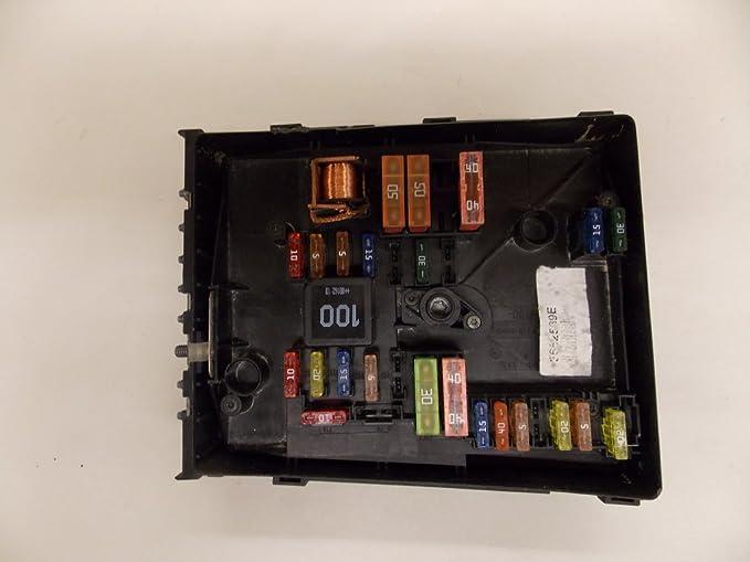 2009 Vw Jetta Fuse Box