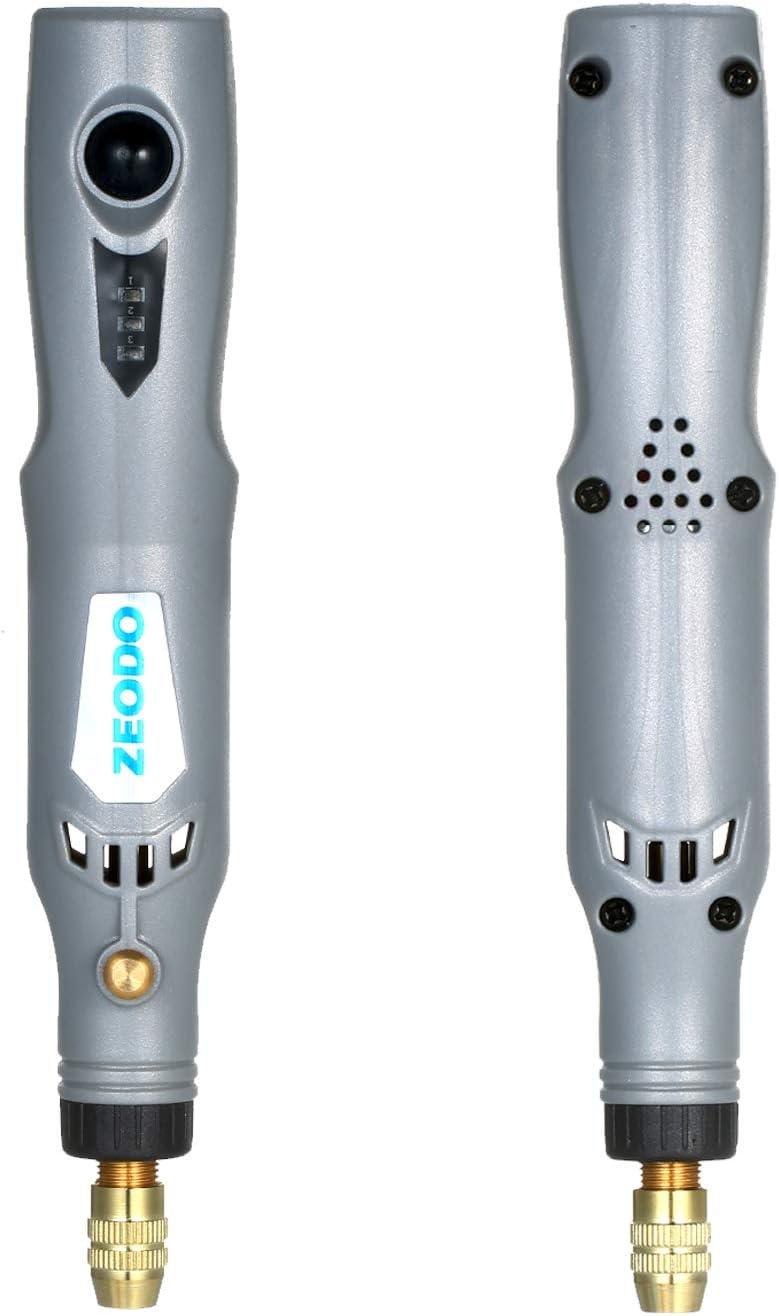 Kshzmoto Mini smerigliatrice elettrica portatile multifunzione Set 6000-15000 giri//min Kit di utensili rotanti elettrici Ricaricabile 3 in 1 Lucidatore Grinder Kit penna con cavo di ricarica