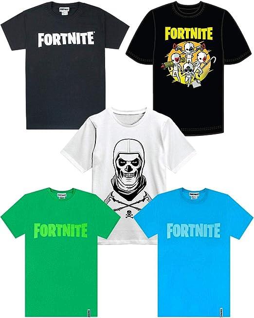 Fortnite Logo Camiseta para Ni/ños