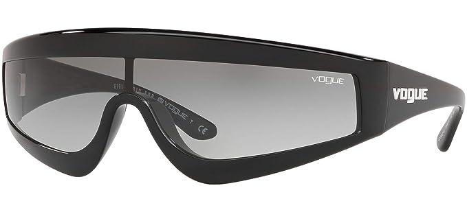 Gafas de Sol Vogue ZOOM-IN VO 5257S BY GIGI HADID BLACK/GREY ...