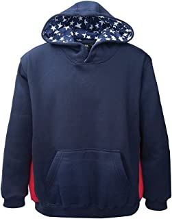 product image for Akwa Partiotic Pullover Hoodie Made in USA