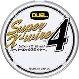 デュエル(DUEL) スーパーエックスワイヤー4 (Super X-wire 4) 単色