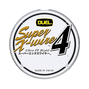 amazon デュエル duel スーパーエックスワイヤー4 super x wire 4
