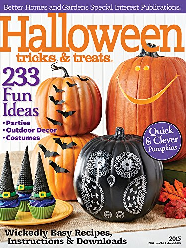Better Homes And Gardens Halloween Costumes (Halloween Tricks & Treats)