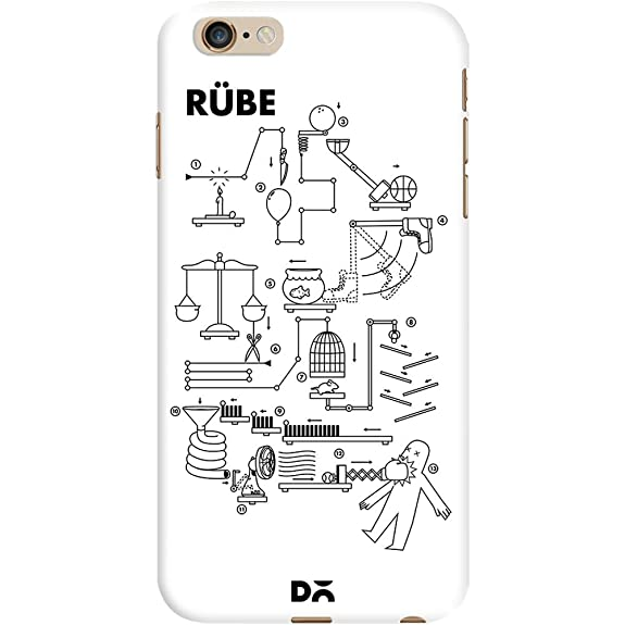 Amazon Dailyobjects Rube Goldberg Machine Case For Iphone 6