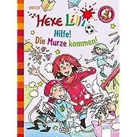 Hexe Lilli. Hilfe! Die Murze kommen!: Der Bücherbär: Hexe Lilli für Erstleser