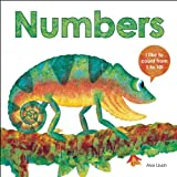 Numbers: I Like to Count from 1 To 10!, Alex A. Lluch, 1613510780