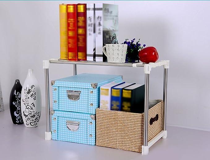 Dfhhg® scaffale per il ripostiglio della cucina forno a microonde