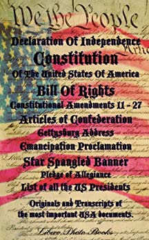the american constitution the bill of American founding documents including constitution, bill of rights, and  declaration of independence, free to download and print.