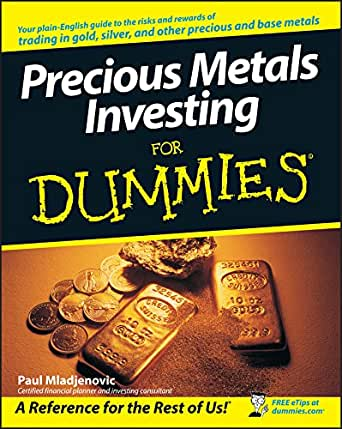 Cryptocurrency and precious metals investing