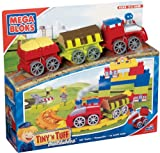 : Mega Bloks  Tiny 'n Tuff Buildables Train