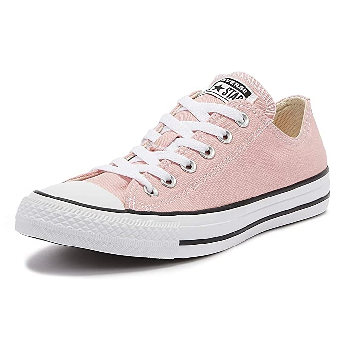 Converse Chucks Chuck Taylor All Star Low Top Ox Sneakers Unisex Rosa (Coastal Pink)