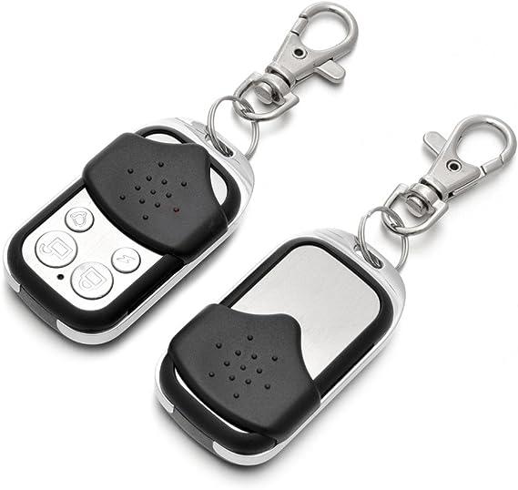 Mando a distancia universal suplementario para alarmas antirrobo GSM inalámbricas
