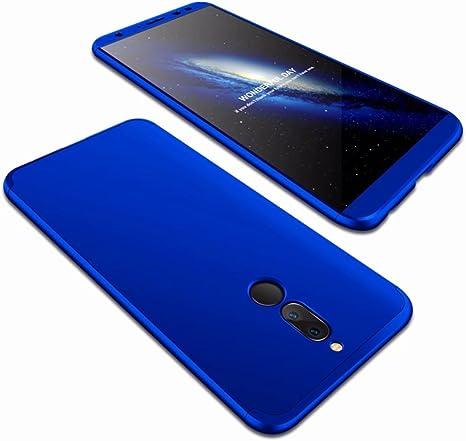 AILZH Funda Huawei Mate 10 Lite Cubierta 360 Grados Caja ...