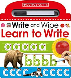 Image of the product Learn to Write Scholastic that is listed on the catalogue brand of Scholastic Inc.