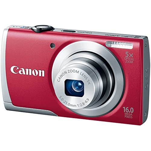 Canon PowerShot A2600 IS 16.0 MP Digital