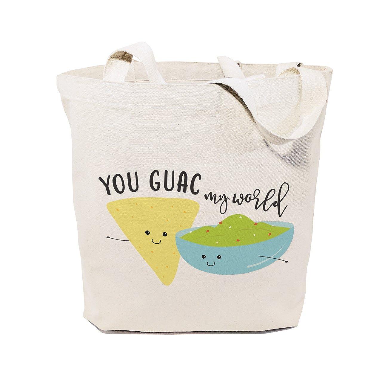 早割クーポン! The You Cotton & Guac Canvas Co. レディース World B07B8VVJDS You Guac My World You Guac My World, ヴィヴィアン マルシェ:2c187528 --- 4x4.lt