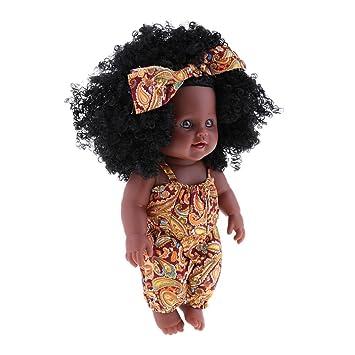 Amazon.es: MagiDeal Modelo de Muñeca Chica Realista de Bebé Recién ...