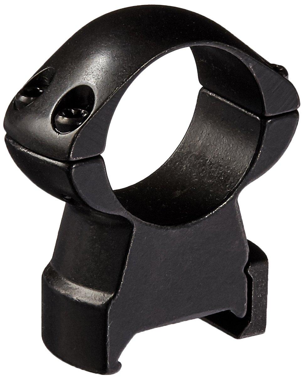 WEAVER 49306 Grand Slam Steel Rings, 1'', X-High, Black by WEAVER