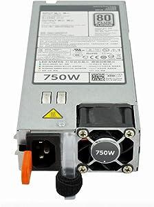 Dell W0CTF 750watt Hot-Plug Power Supply for Poweredge R620 R720 and