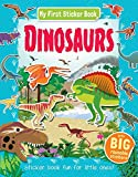 My First Sticker Book Dinosaurs