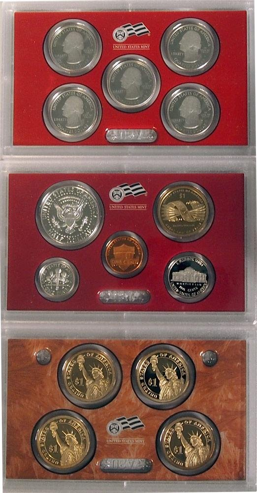 2010 S Silver Proof Set in Original US Government Packaging by  (Image #2)