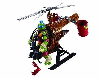 Giochi Preziosi 94054 TMNT - Helicóptero de las tortugas Ninja [importado]