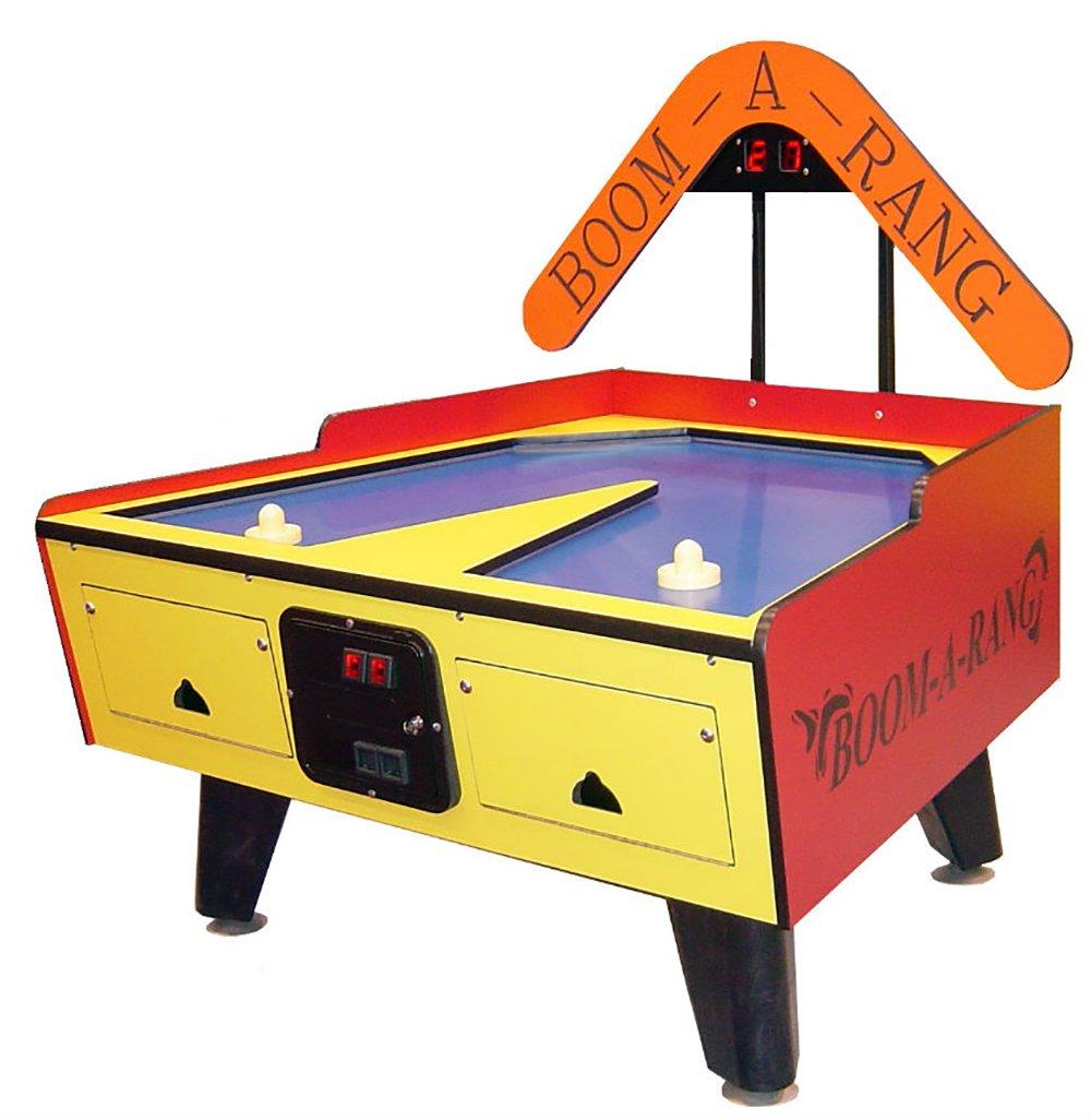 Great American Boom-A-Rang Air Hockey Coin-Op Game